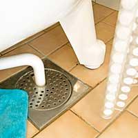Propplösare avlopp dusch